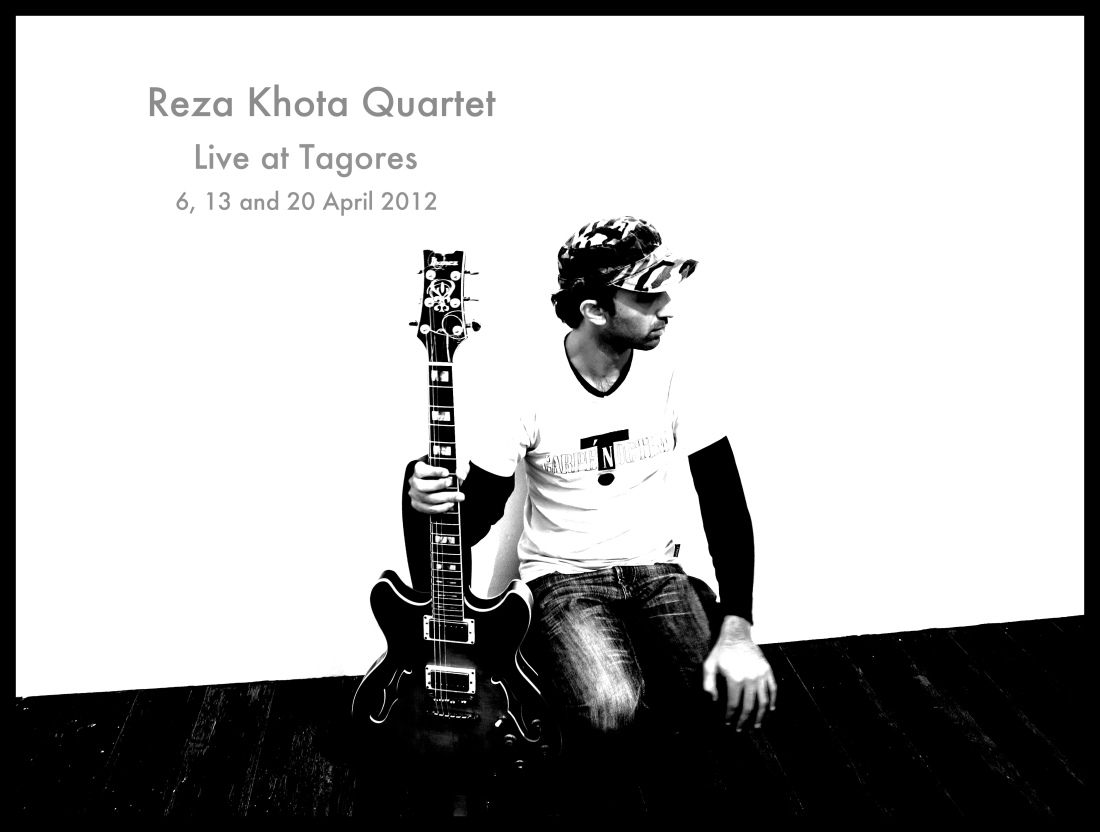 RK Quartet Live at Tagores