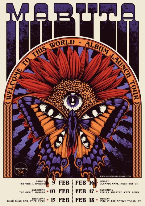 Mabuta Poster